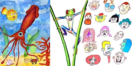 Art Classes for Kids tickets