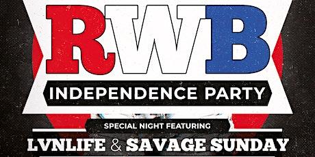 RWB Independence Party at Elan Savannah (Fri, July 2nd) tickets