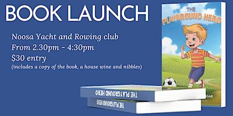 The Playground Hero - Book Launch tickets