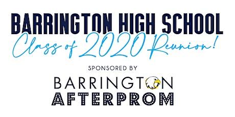 Barrington High School CLASS OF 2020 REUNION tickets