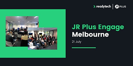 JR Plus Engage Melbourne: Save the Date! tickets