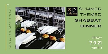 YJP SHABBAT DINNER   Summer-Themed tickets