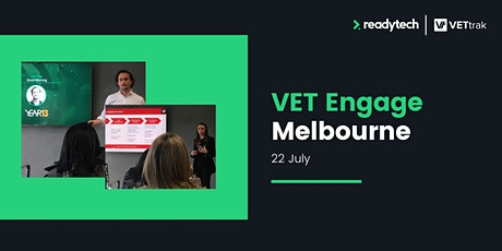 VETtrak VET Engage Melbourne: Save the Date! tickets