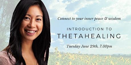 Online Introduction to ThetaHealing - June 29 ingressos