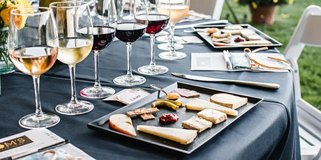 Summer Cheese and Wine Tasting tickets