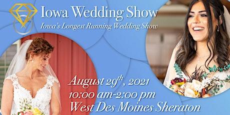 Iowa Wedding Show tickets