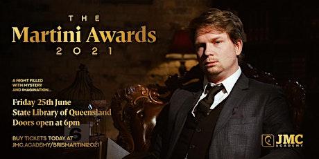 The Brisbane Martini Film Awards (2021) tickets