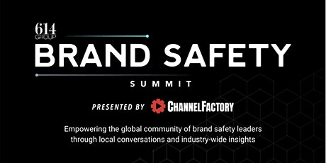 Brand Safety Summit Europe in London tickets