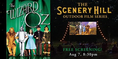 The Wizard of Oz: Scenery Hill Outdoor Film Series tickets