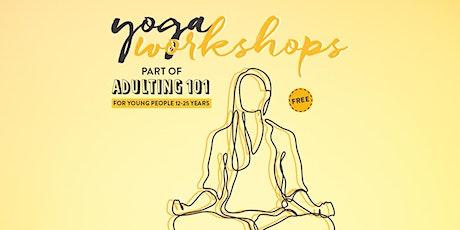 Adulting 101 Yoga Workshops tickets