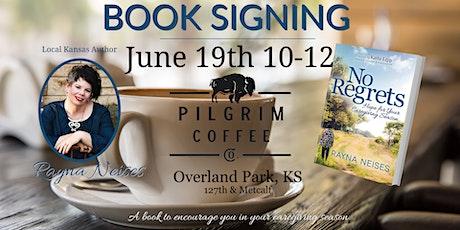 Rayna Neises, Kansas Author, Book Signing tickets