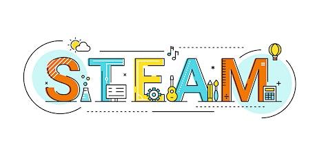 Establishing a STEAM programme in your school - FREE PLD Workshop tickets