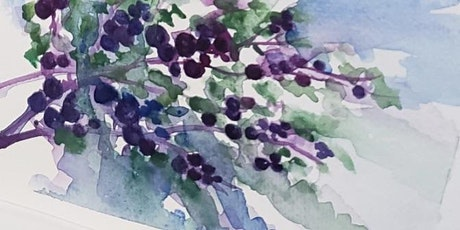 Watercolour Painting tickets