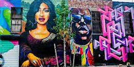 Bushwick Brooklyn Graffiti Street Art Outdoor Tour W/ Rafael tickets