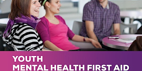 Youth Metal Health First Aid Course tickets