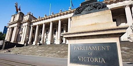 VPS Grads - Parliament Tour tickets