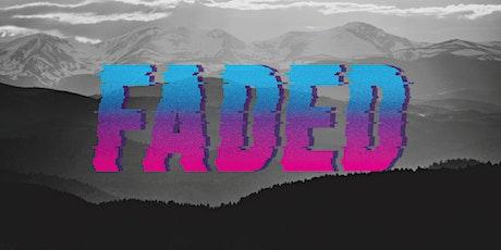 Faded Comedy Denver tickets