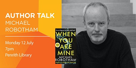 Author Talk with Michael Robotham tickets
