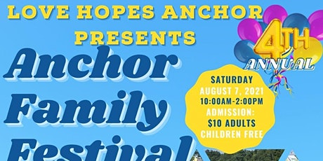 Anchor Family Festival- Bike Run-Barber Battle Expo-Car Show tickets