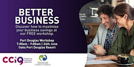 Better Business - Port Douglas tickets