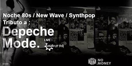 Tributo Depeche Mode boletos