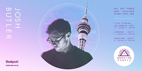 Morning People at the Sky Tower feat. Josh Butler (UK) tickets