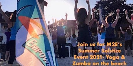 M2E Summer Solstice 2021 tickets