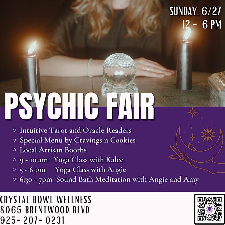 Psychic Fair image