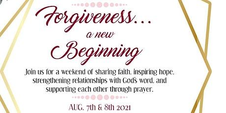 Forgiveness...A New Beginning tickets