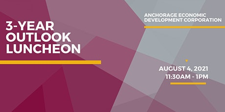 2021 AEDC 3-Year Outlook Virtual Luncheon tickets