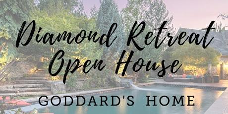 Diamond Retreat Open House tickets
