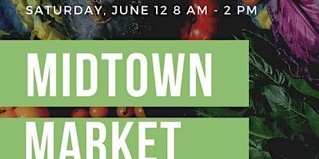 Midtown Summer Market tickets