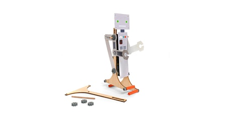 KidsLab STEM Science: Walking Robot Build ( Ages 4+) tickets