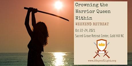 Warrior Queen Autumn Retreat tickets