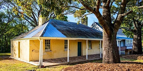 History Week Historic Dairy Cottage Tour (SUNDAY TOURS) tickets