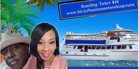 Deep Dope Soul & Arts & Authors Extravaganza Business Networking Cruise tickets