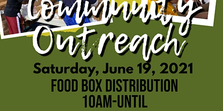 June Food Box Giveaway tickets