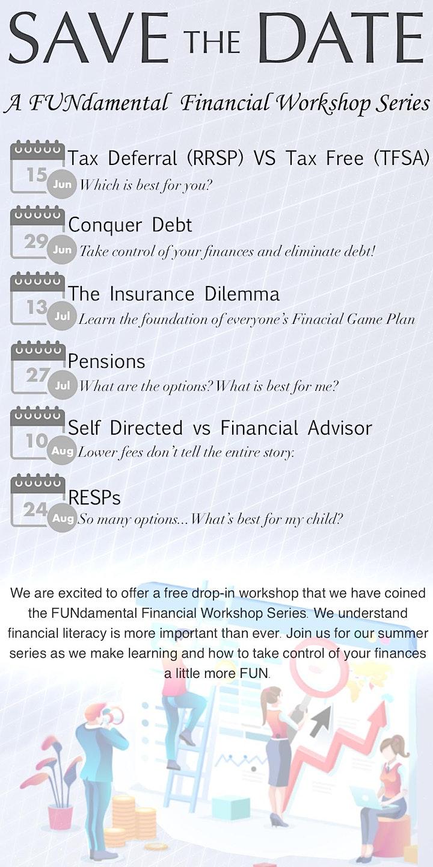 Pensions - Fundamental Financial Workshop Series image