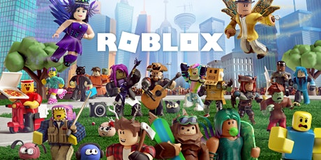 Online Roblox Into Workshop - 3 Days - 5-7th July -  for 8-12 year old kids tickets