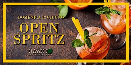 INAUGURAZIONE OPEN SPRITZ @ CLASSICO MILANO (CORSO COMO) biglietti