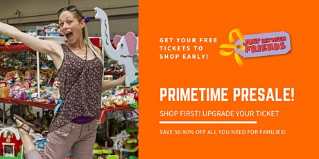 JBF Eau Claire Kids' & Maternity Prime-Time Ticket | SHOP EARLY! tickets