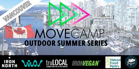 MOVECAMP VANCOUVER DAVID LAM PARK tickets