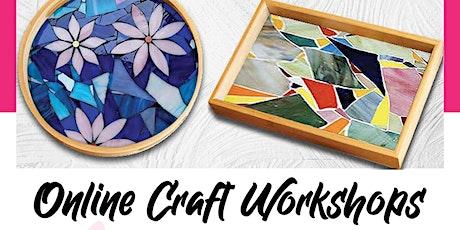 Online Mosaic Workshop tickets