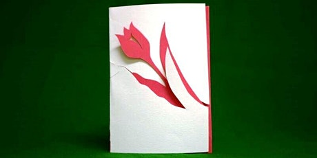 3D Card Making Workshop - Tulip tickets