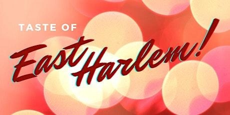 Taste of East Harlem 2021 tickets