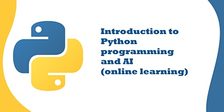 Introduction to Python Programming and AI (online learning)-Summer tickets