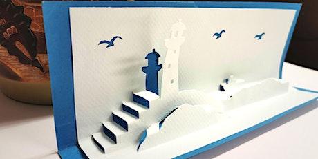 3D Card Making Workshop- Lighthouse tickets