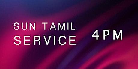 SUN 4 pm Worship Service  [ TAMIL ] tickets