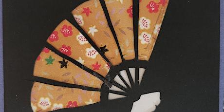 3D Card Making Workshop - Japanese Fan tickets