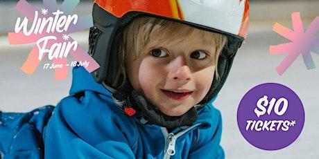Wednesday 30th June | RHTC Winter Ice Rink tickets